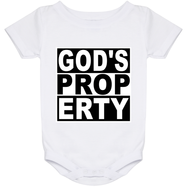 Gods Property - (Infant) Onesie - Truly Devoted Streetwear