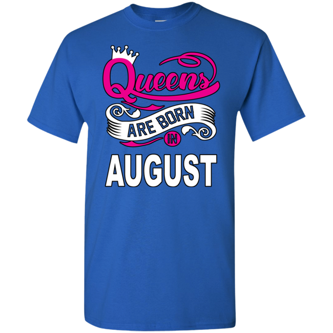 Queens Are Born In August (Youth) T-shirts/Hoodies