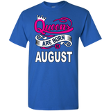 Queens Are Born In August (Youth) T-shirts/Hoodies - Truly Devoted Streetwear