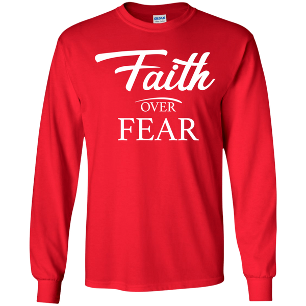 Faith Over Fear (Youth) T-shirts & Hoodies - Truly Devoted Streetwear