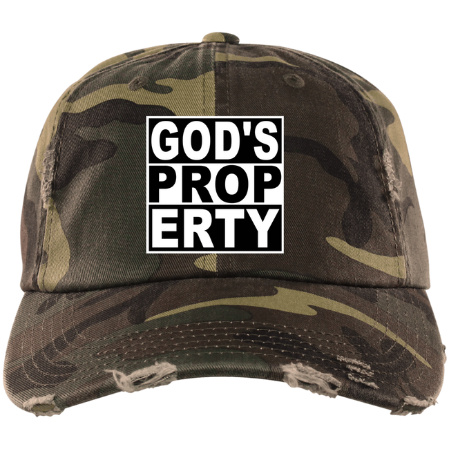 DISTRESSED CAP - Gods Property