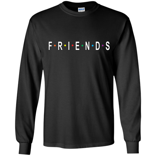 Friends (Youth) T-shirts & Hoodies - Truly Devoted Streetwear