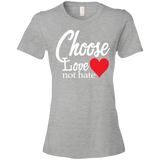 Choose Love Tshirt - Truly Devoted Streetwear