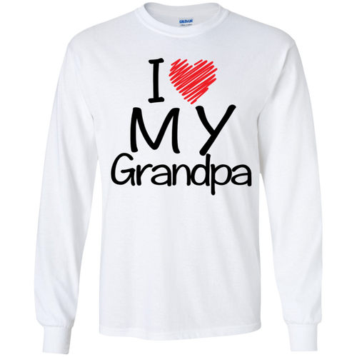 I Love My Grandpa (Youth) T-shirts / Hoodies - Truly Devoted Streetwear