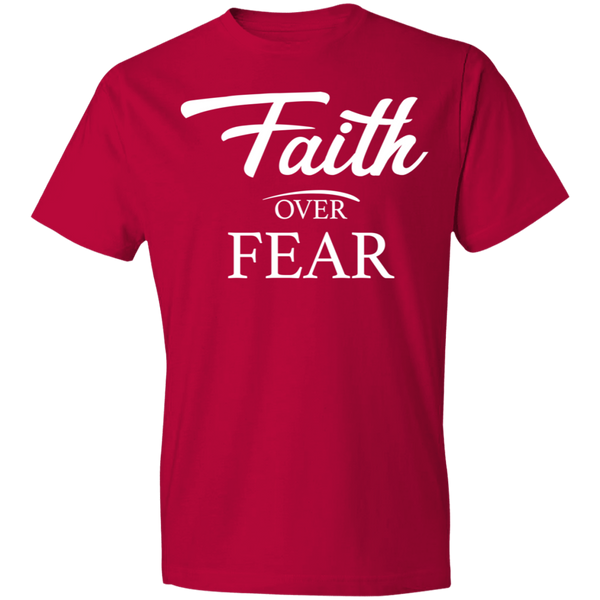 Faith Over Fear T-shirt - Truly Devoted Streetwear