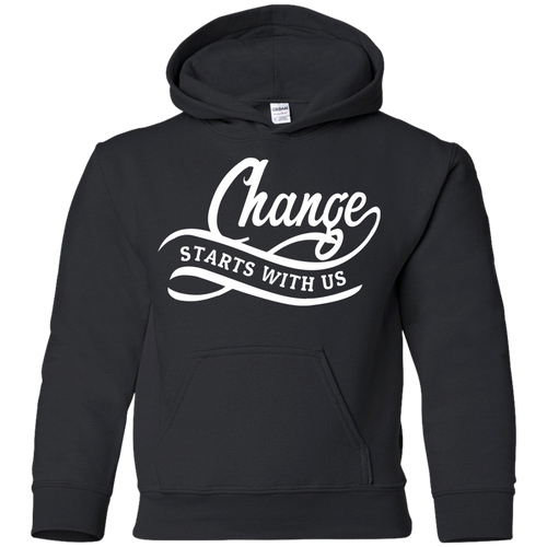 Changes Start WIth Us (Youth) T-shirts / Hoodies - Truly Devoted Streetwear