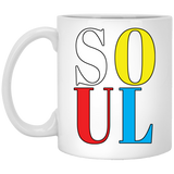Coffee Mug - SOUL - Truly Devoted Streetwear