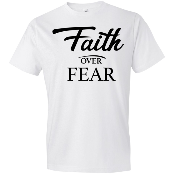 Faith Over Fear T-shirts - Truly Devoted Streetwear