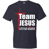 Team Jesus Lifetime Member Shirt - Truly Devoted Streetwear