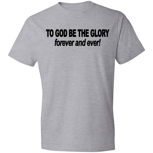 To God be the Glory Tshirt - Truly Devoted Streetwear