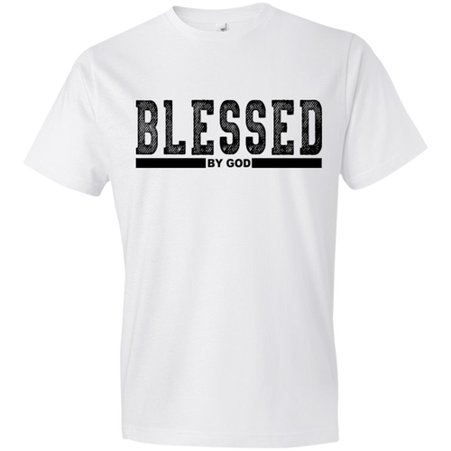 Blessed By God Tshirt - Truly Devoted Streetwear
