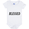 Blessed Black Letters infants - Truly Devoted Streetwear