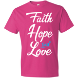 Faith Hope and Love