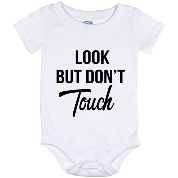 Look But Don't Touch (Infant) Onesies - Truly Devoted Streetwear