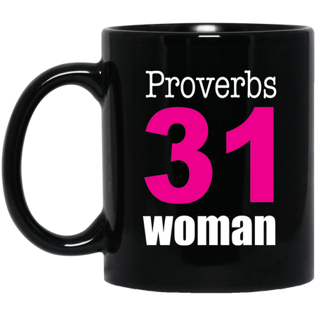 Coffee Mug - Proverbs 31 Chic