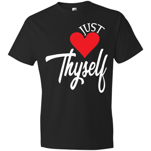 Just Love Thyself Tshirt - Truly Devoted Streetwear