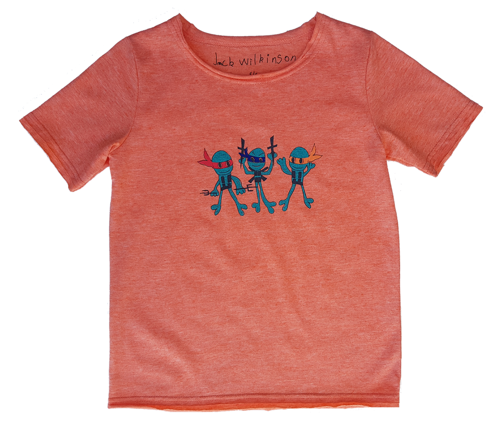 Turtle Time Kids Tee
