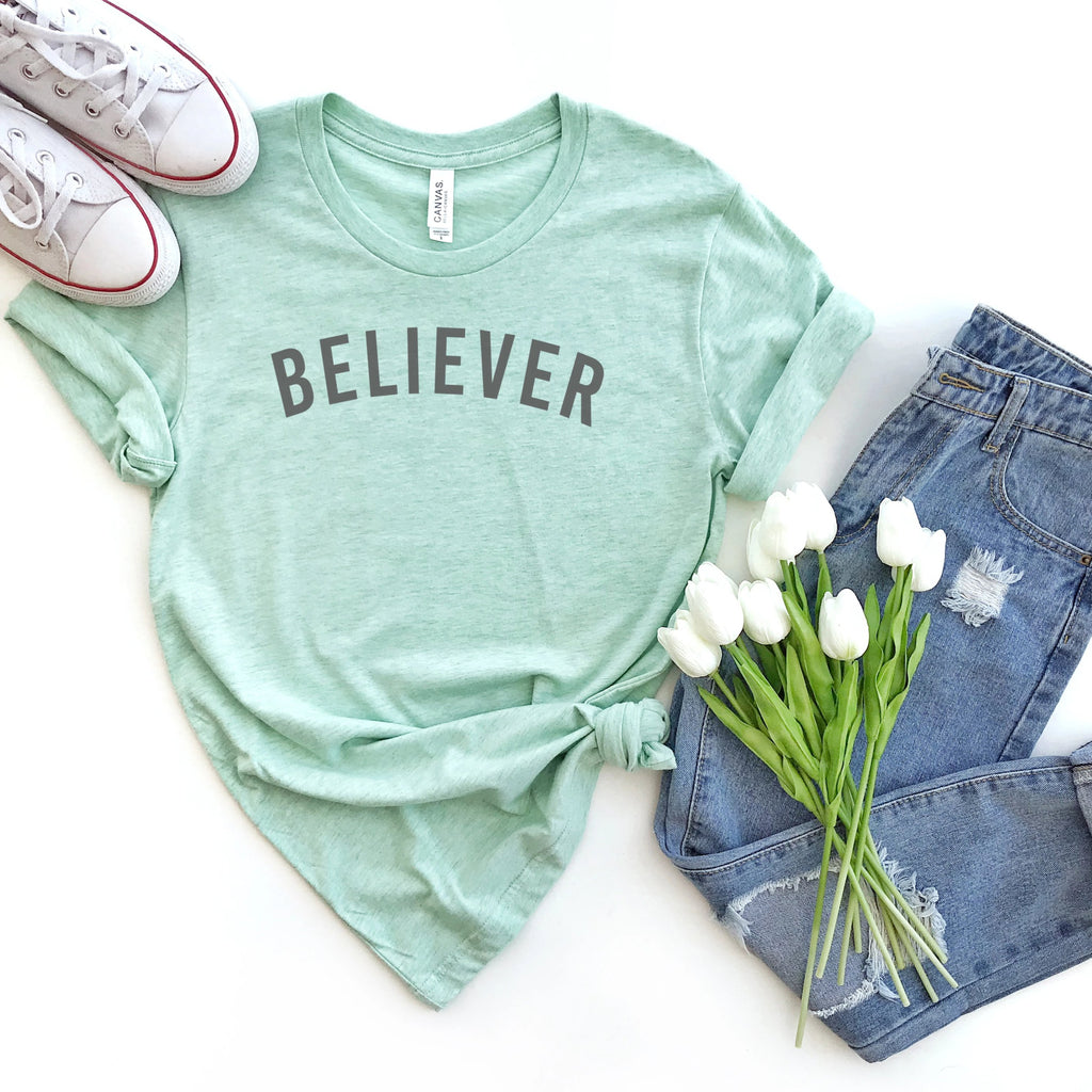 Believer Short Sleeve T-Shirt