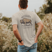 Be Strong and Steadfast Buffalo Short Sleeve T-Shirt
