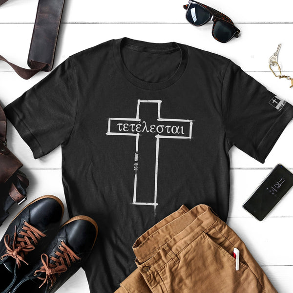 Tetelestai Cross Short Sleeve Tee