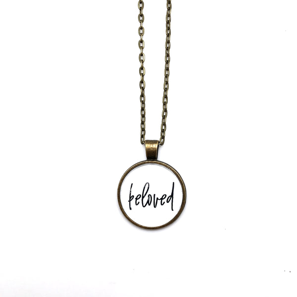 Beloved Simply Stated Necklace