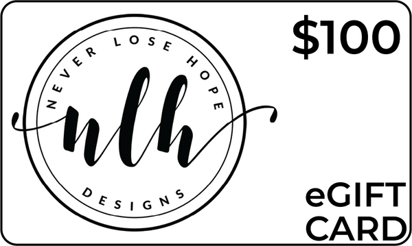 NLH Designs $100 eGift Card