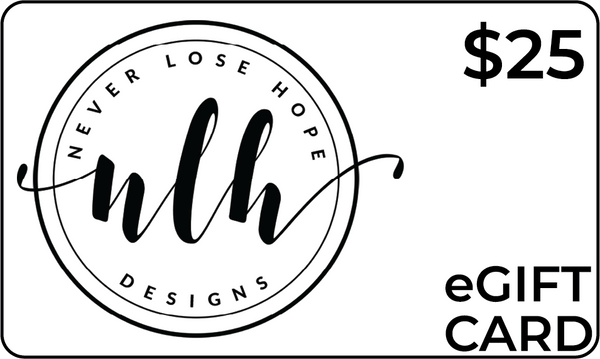 NLH Designs $25 eGift Card