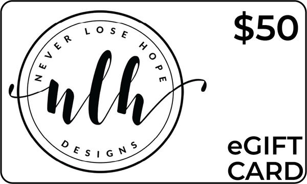 NLH Designs $50 eGift Card