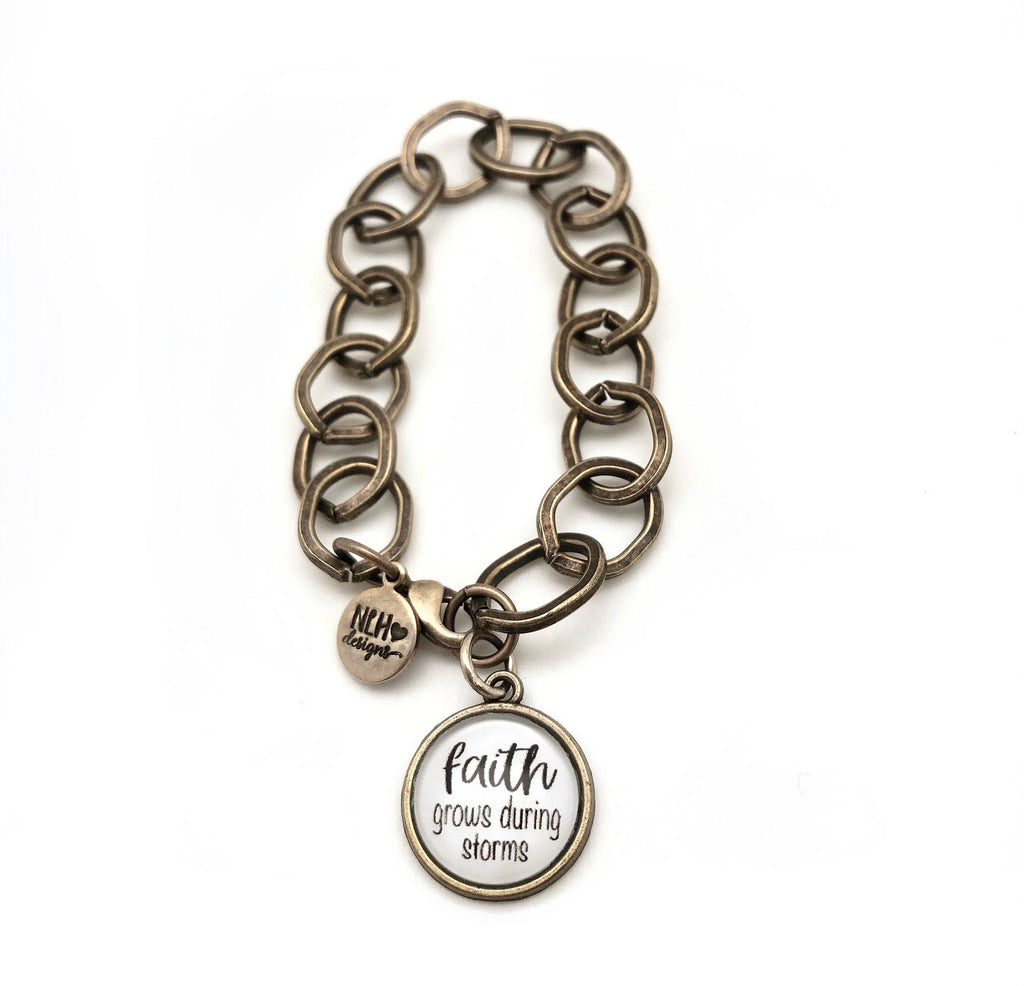 Chain Sentiment Bracelet 45