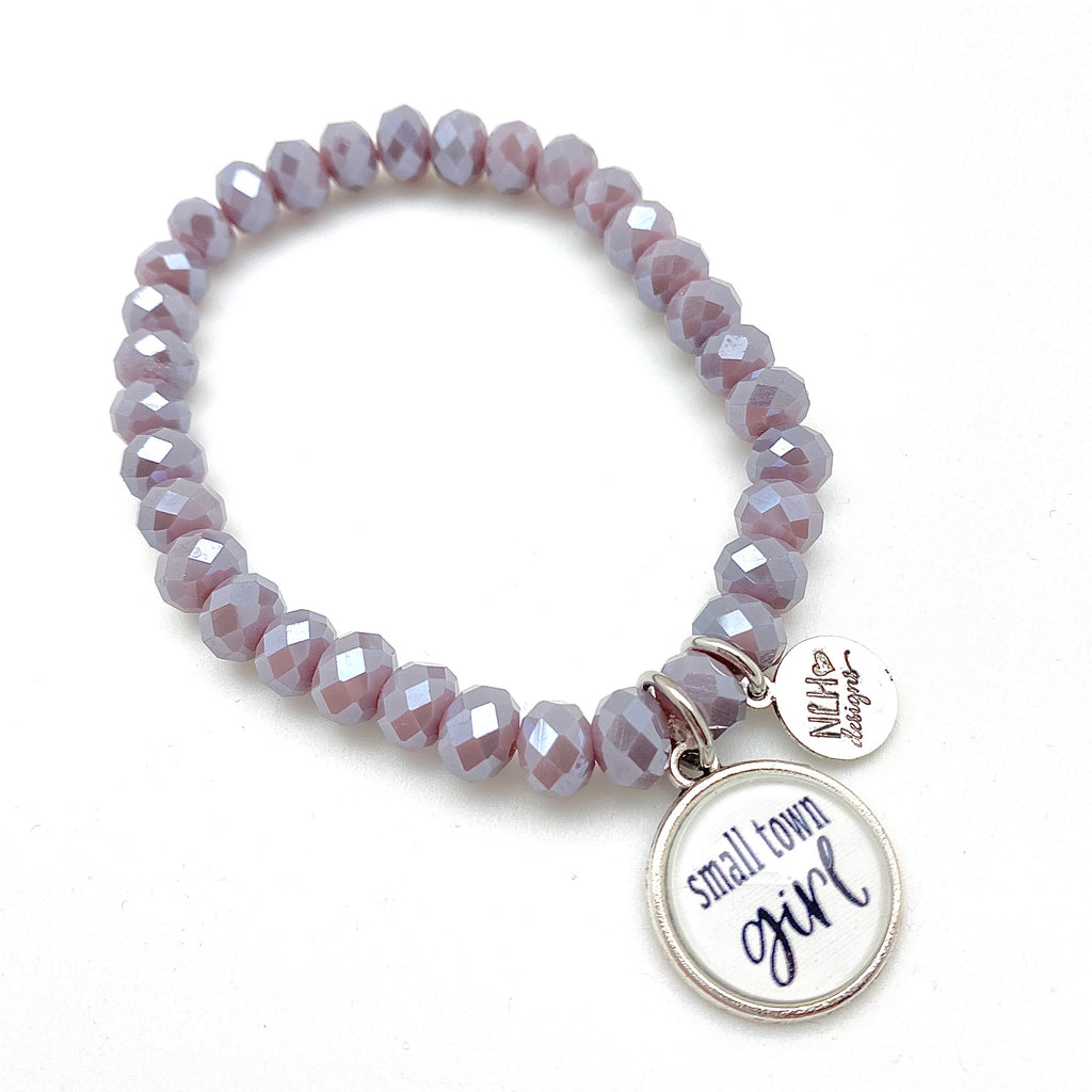 Sparkle Me Pretty Sentiment Bracelet 5