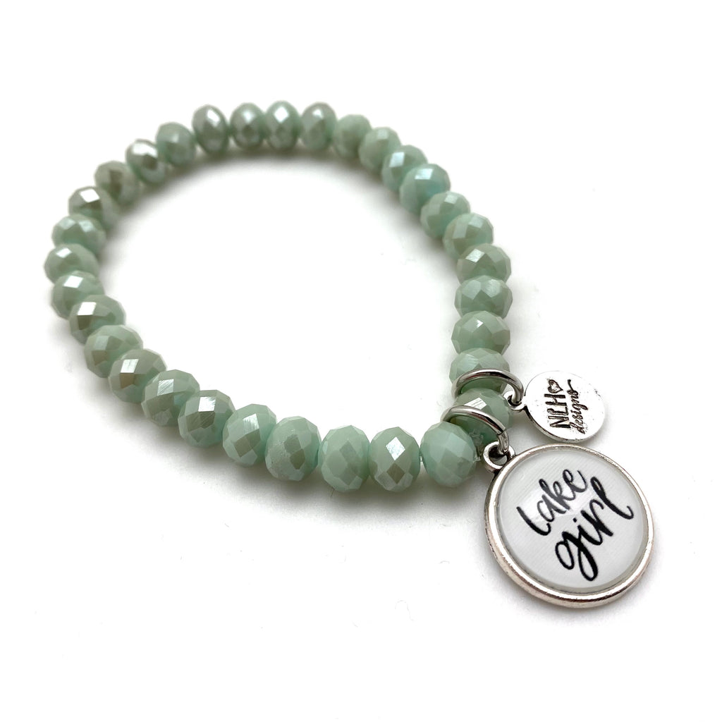 Sparkle Me Pretty Sentiment Bracelet 6