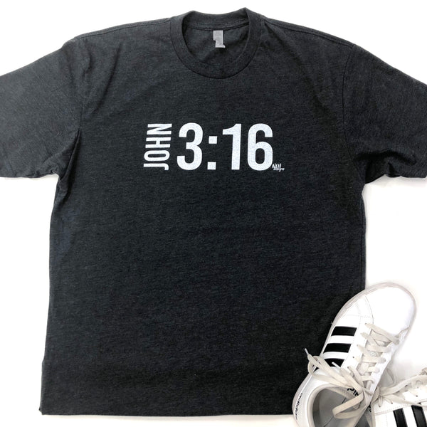 John 3:16 Short Sleeve T-Shirt