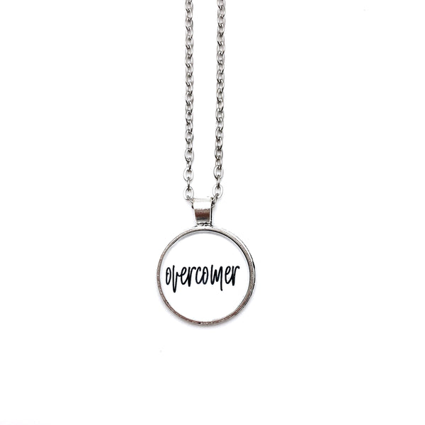Overcomer Simply Stated Necklace