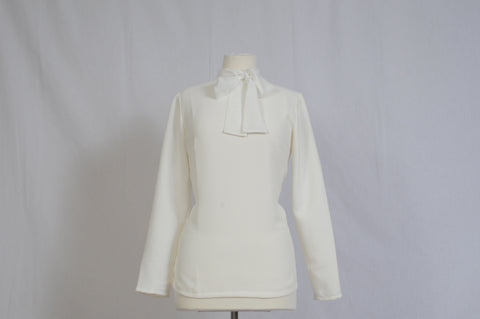 CROP SHELL W/ SLEEVES