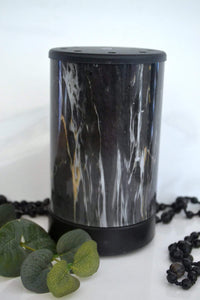 Black Marble look Diffuser + 1 FREE OIL