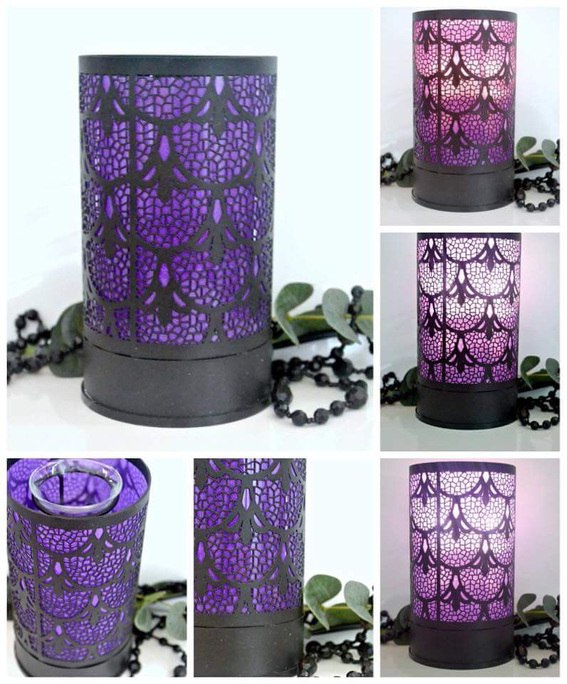 Purple Touch Electric Melt Burner + 3 FREE MELTS