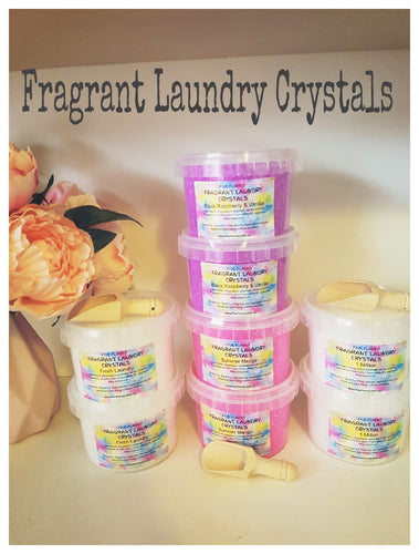 Fragrant Laundry Crystals