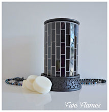 Black Mosaic Burner (3 FREE MELTS)