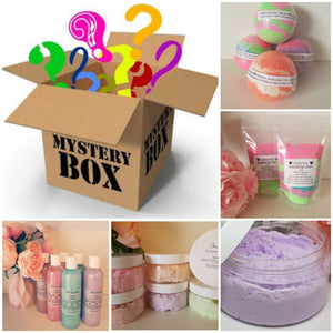 Bath/Shower Mystery Box