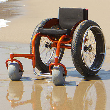 Lasher BT-Beach Wheelchair - Push Mobility