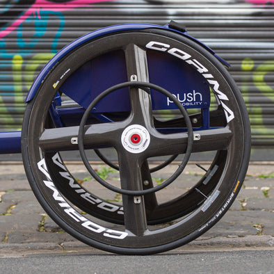 Carbonbike R1 racing wheelchair