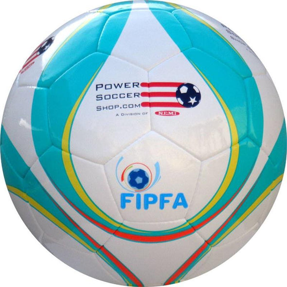 2020 Teal Soccer Ball