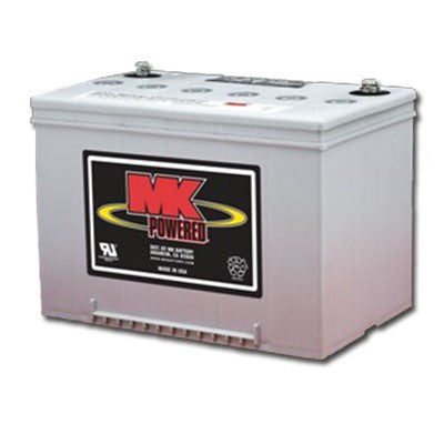 Strike Force Battery - MK Battery M34SLDG, 12V 60Ah - Push Mobility