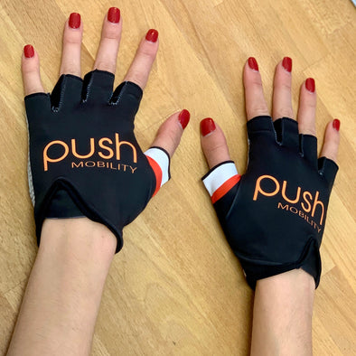 Push Mobility Unisex Gloves
