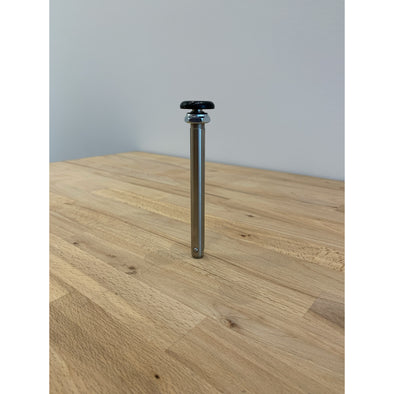 "Quick Release Wheelchair 1/2"" Axle pins - Push Mobility"