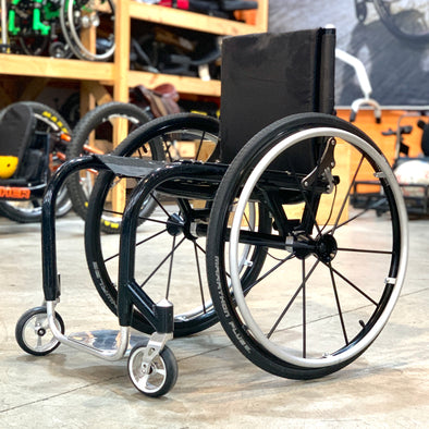 X DEMO: Lasher BT-MG-A Wheelchair