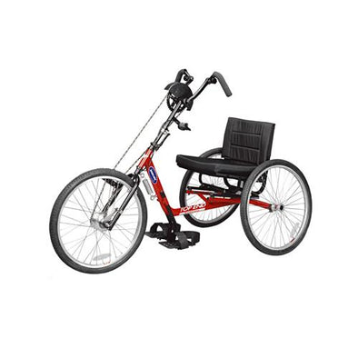 Top End Excelerator handcycle - Push Mobility