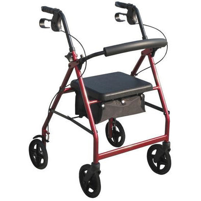PRIDE MOBILITY PMW 8 Walker - Push Mobility
