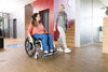 Alber e-motion M25 with ECS power assist wheels - Push Mobility