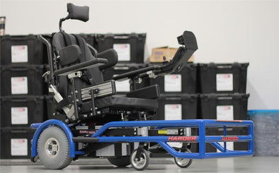 STRIKE FORCE Power Wheelchair & Soccer Guard